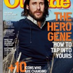 December 2009, Outside Magazine Cover
