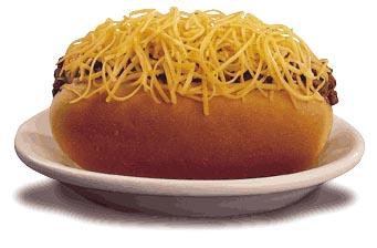 In search for the perfect Cincinnati Chili Cheese Coney