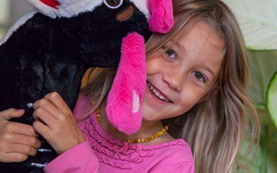 Nora at Five