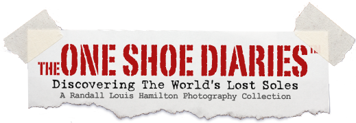 The One Shoe Diaries and the Lost Soles