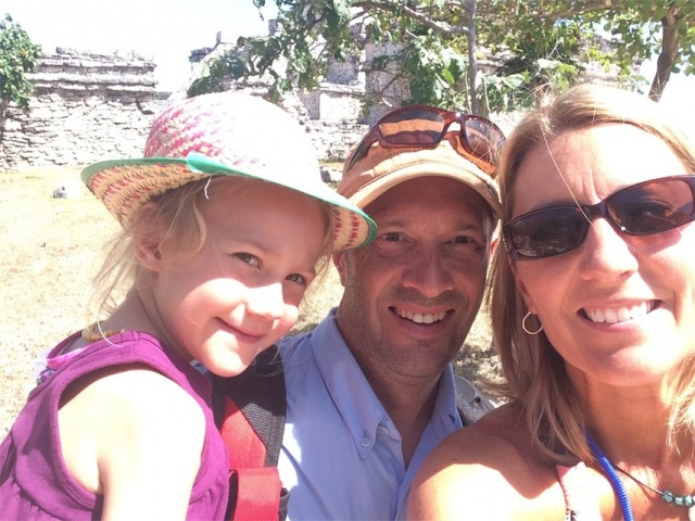 An Adventure on the High Seas, our 2015 Cruise to Mexico.