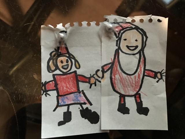 Nora finds Elf Evidence