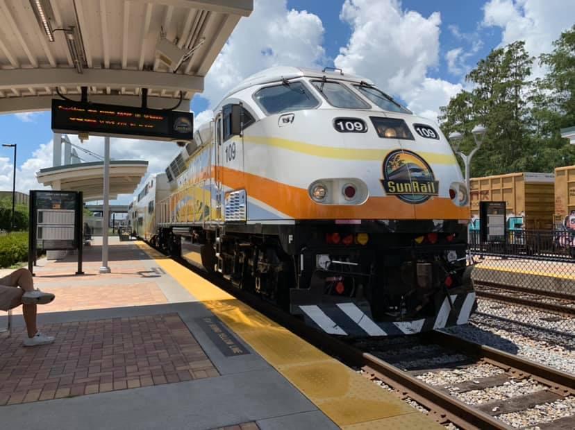 Euro-style traveling through Florida
